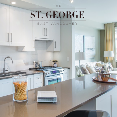 The Saint George Townhomes   --   5735 ST. GEORGE ST - Vancouver East/Fraser VE #8