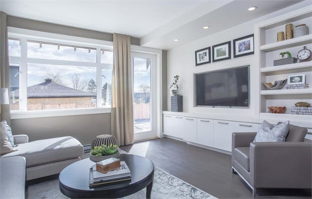The Saint George Townhomes   --   5735 ST. GEORGE ST - Vancouver East/Fraser VE #6