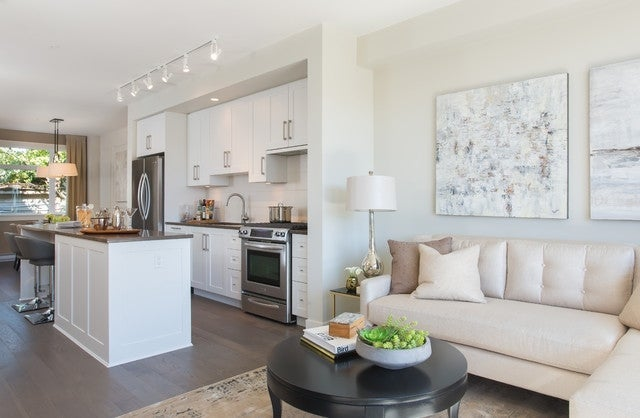 The Saint George Townhomes   --   5735 ST. GEORGE ST - Vancouver East/Fraser VE #2