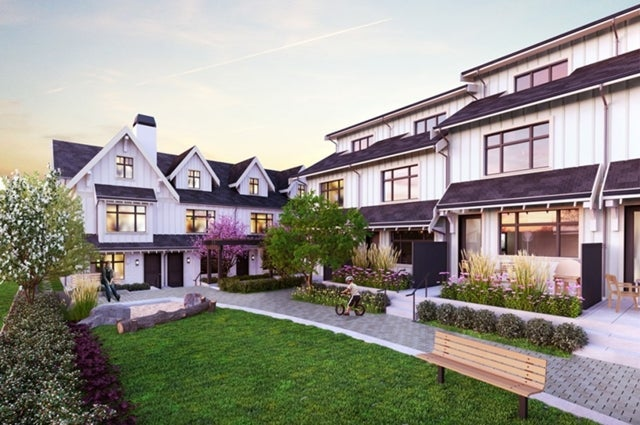 The Saint George Townhomes   --   5735 ST. GEORGE ST - Vancouver East/Fraser VE #5