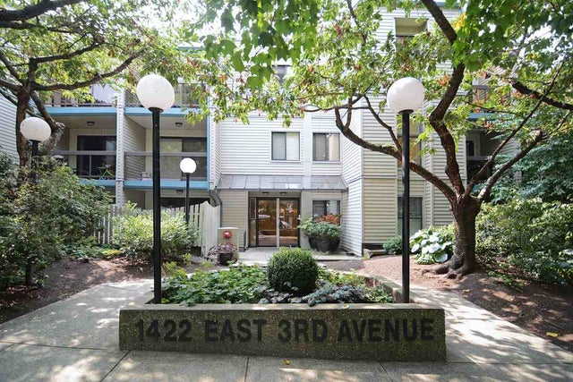 103 1422 E 3 AVENUE - Grandview VE Apartment/Condo for sale, 1 Bedroom (R2000466) #20