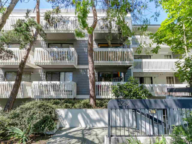 207 1545 E 2ND AVENUE - Grandview Woodland Apartment/Condo for sale, 1 Bedroom (R2086466) #1