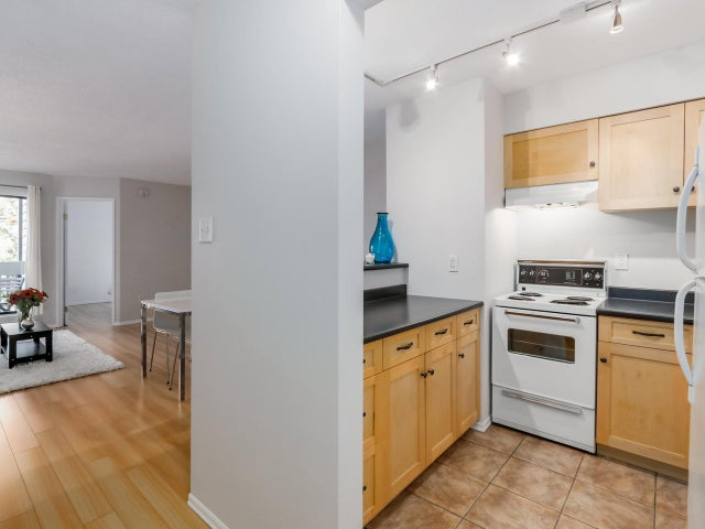 207 1545 E 2ND AVENUE - Grandview Woodland Apartment/Condo for sale, 1 Bedroom (R2086466) #8