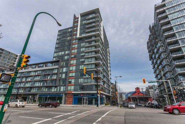 208 1783 MANITOBA STREET - False Creek Apartment/Condo for sale, 1 Bedroom (R2156039) #1