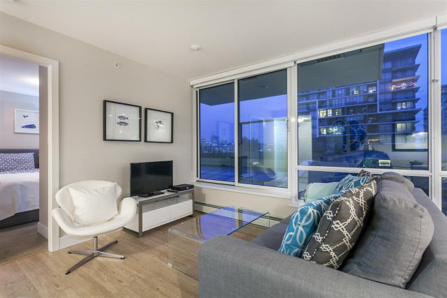 806 1783 MANITOBA STREET - False Creek Apartment/Condo for sale, 1 Bedroom (R2328059) #3