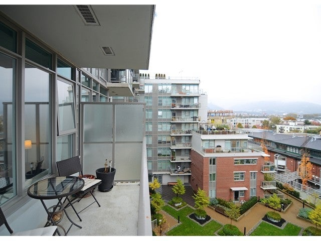 #613-251 East 7th Ave , Vancouver BC, V5T 0B9  - Mount Pleasant VE Apartment/Condo for sale, 1 Bedroom (V1092939) #12