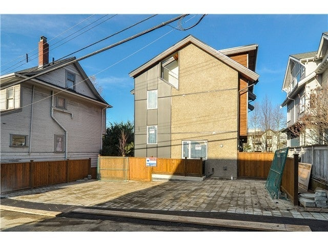 1810 E Pender St - Hastings Townhouse for sale, 3 Bedrooms (V1051694) #2
